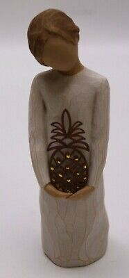 Willowtree Gracious Figurine #27369 Handpainted 14x4x5cm Made of Poly Resin New