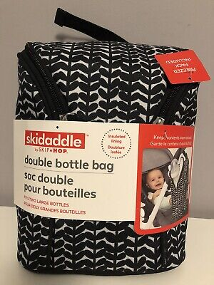 Skidaddle by Skip Hop Double Bottle Bag Insulated Lining