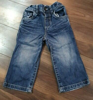 Boys Jeans From Marks And Spencer Age 18-24 Months