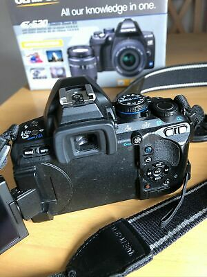 Olympus EVOLT E-620 12,3 MP Digitalkamera - Schwarz (Kit mit 14 mm - 42 mm...