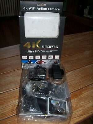 ACTION  4K  SPORTS  WiFi  ACTION CAMERA