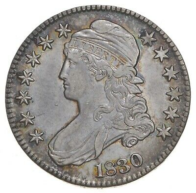 1830 Capped Bust Half Dollar *6774
