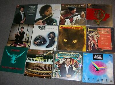 Vinyl Records Instrumentals LP Lot of 12 Good and clean all have sleeves.