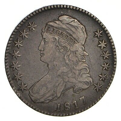 1817 Capped Bust Half Dollar - Circulated *2155