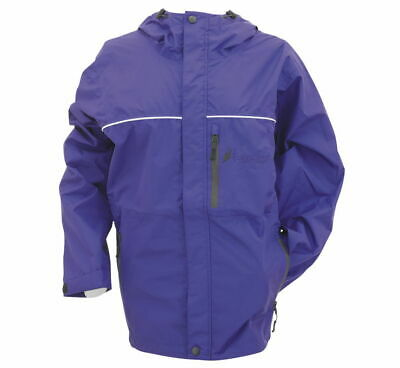 Frogg Toggs Women's Java Toadz Rain Jacket Purple TR62530-65-WMD M
