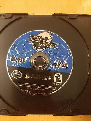 Sonic Adventure 2 Battle (GameCube, 2002) Disc only