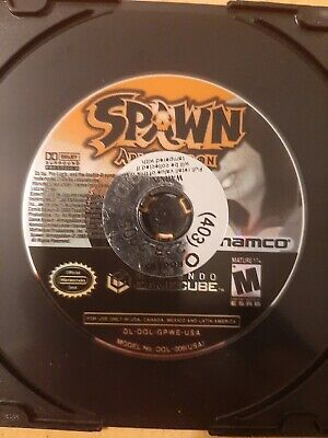 Spawn: Armageddon (Nintendo GameCube, 2003) Disc only