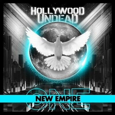 Hollywood Undead - New Empire,Vol.1 CD Bmg Rights Management NEW