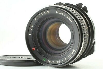 【Exc+4】Mamiya Sekor C E 70mm f2.8 Lens For M645 1000s Pro From Japan #236