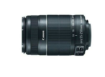 [2020] Canon EF-S 55-250mm F/4.0-5.6 Is II Telephoto Zoom Lens *GREAT CONDITION*