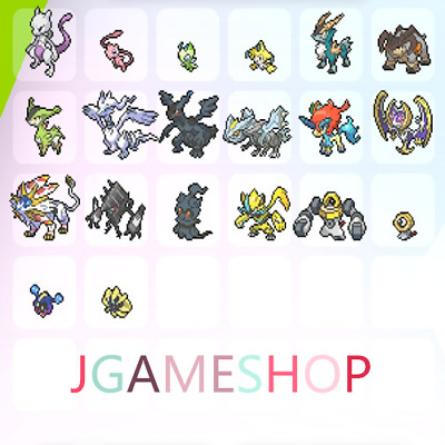 ALL New released Legendary Pokemon | 6IV | FAST | Pokemon HOME Sword and Shield