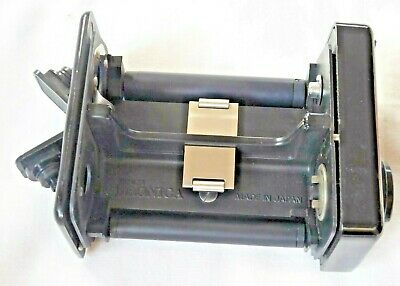 Zenza Bronica ETR Insert Film Back 120 Excelant condition with Case