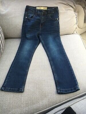 Blue Boys Skinny Jeans From Primark Age 8-9