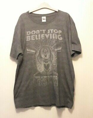 Believing, Escape, Perry /'Don/'t Stop Believin/' T-Shirt Inspired by Journey
