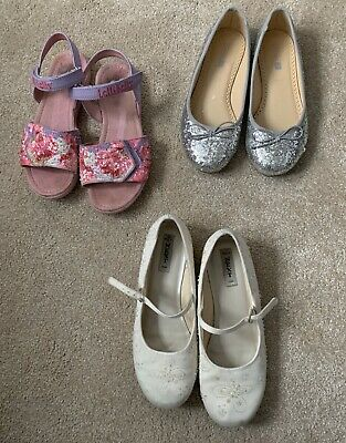 Girls Party Shoes Bundle Lelli Kelly / John Lewis / Next Size 2