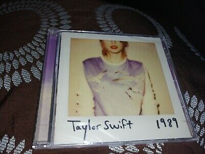 Taylor swift 1989 new sealed