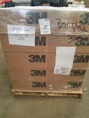 3M N95 8210 Particulate Respirator Face Mask 20-Masks 100% AUTHENTIC USA
