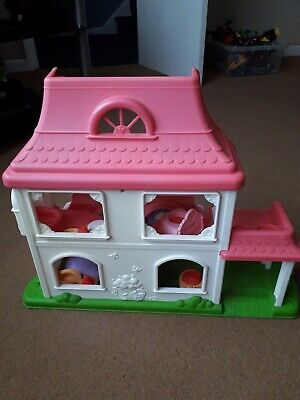 Fisher Price Little People Big Helpers House