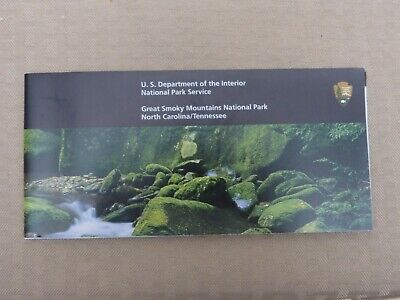 Great Smoky Mountains National Park Fishing Regulations - Service Map