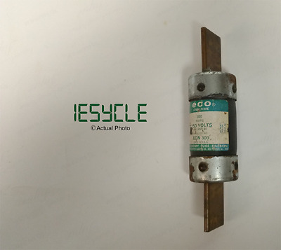 300A 250V Class H One-Time Fuse ECO EON300