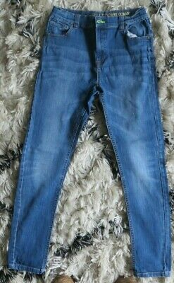 Boys Blue Zoo Super Skinny Blue Jeans 14 Yrs - Excellent condition