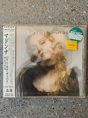 MADONNA The Power Of Goodbye Remixes Japan CD WPCR2297 Sealed
