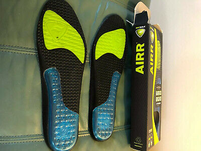 Ladies Sofsole Airr Insole With Coolmax Size 6-9