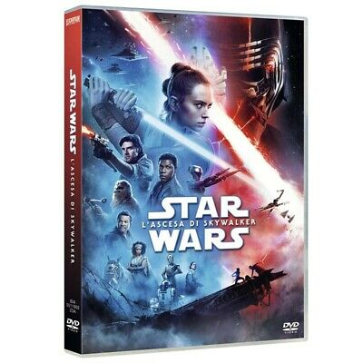 Preorder 8 aprile 2020 - STAR WARS L'ASCESA DI SKYWALKER - DVD