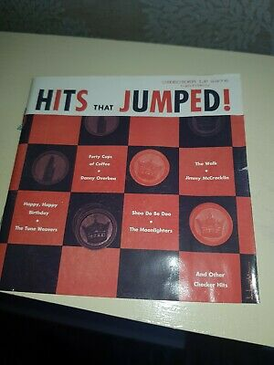 CHESS HITS THAT JUMPED- The Best of Funk Doo-Wop R&B 1959 CD Jimmy McCracklin
