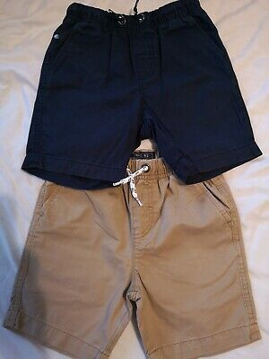 2x Pairs Of Boys NEXT Shorts Age 6