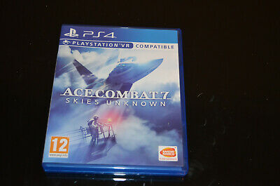 Ace Combat 7 for PS4 Excellent Condition VR
