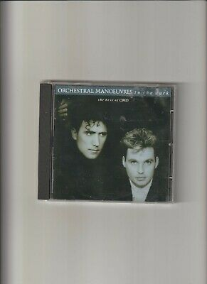 Orchestral Manoeuvres In The Dark ( The Best Od Omd ) Cd