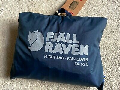 Fjallraven Flight Bag Rain Cover 50-65 L NEW