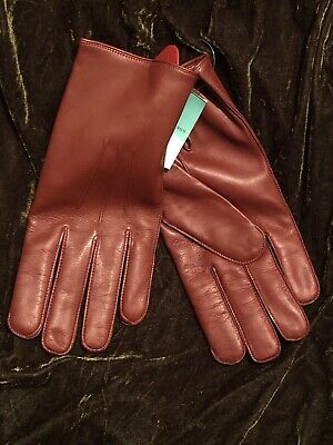 BNWT Dents Tan Leather Gloves ~ Mens Size 10 (XXL) RRP£80