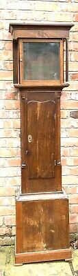 Antique Oak  Longcase / Grandfather Clock Case