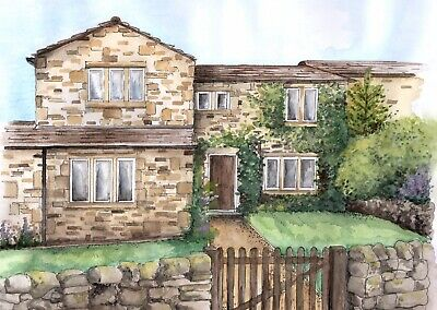 Fabulous Holiday Cottage In The Yorkshire Dales, Sleeps 6 £330 21-28 March 2020