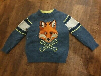 Mini Boden Boys Jumper age 3 Years