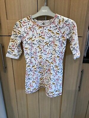 Mothercare Girls Winter Dress Age 3 Years Vgc