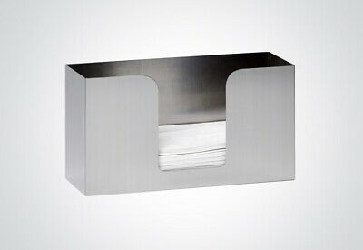 3 x Dolphin BC919 stainless steel towel dispenser. THREE DISPENSERS