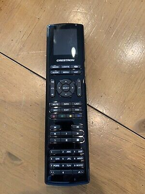 Crestron MLX-3 Remote in great condition, better than the others listed : )