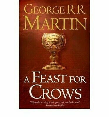 A Song Of Hielo y Fuego (4) - Feast para Crows (Reedición) de George R. R.