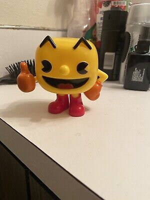 PAC-MAN FUNKO POP GAMES #81 LOOSE FIGURE VAULTED/RETIRED Look At Photos