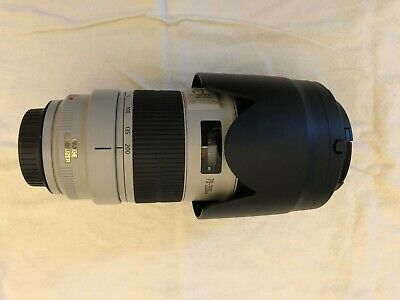 Canon EF 70-200mm f/2.8 USM Lens, super fast with sharpe images