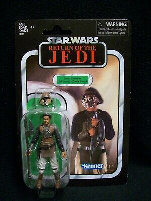 Star Wars Vintage Collection Return of the Jedi Lando Calrissian.