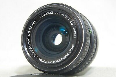 SMC Pentax-M Zoom 28-50mm F/3.5-4.5 MF Lens SN7122332 from Japan