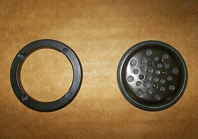MSA Millennium MCU2/P M40 Gas Mask VOICEMITTER Plug+Retainer RING OEM Spare Part