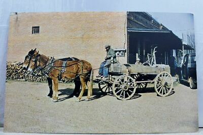 Scenic Panola County Yesteryear Postcard Old Vintage Card View Standard Souvenir