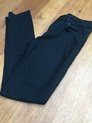 Men's River Island skinny stretch black jeans size 30/32 - Worn Once. 30R