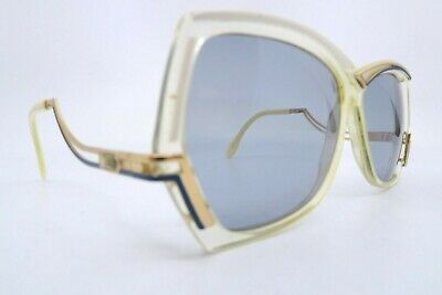 Vintage Cazal sunglasses made in West Germany Mod. 176 men's small KILLER *****