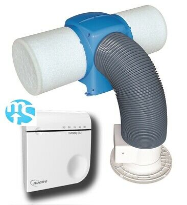 Nuaire Drimaster Eco Heat HC and Relative Humidity Sensor